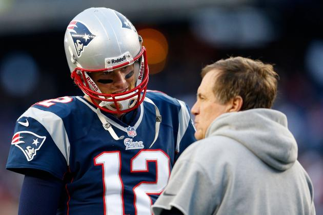Belichick Gets Credit, but It's Brady Who Keeps Patriots Winning