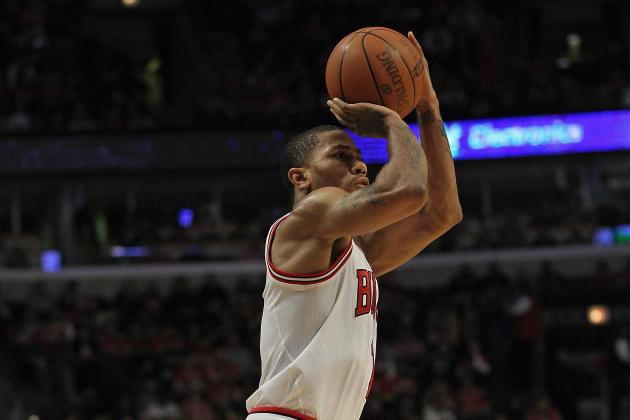 With Confidence in His Knee, Rose Expects to Return with Improved 3-Point Shot