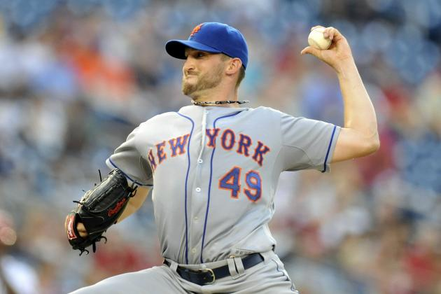 Niese Deals Strong Outing, but Mets Fall
