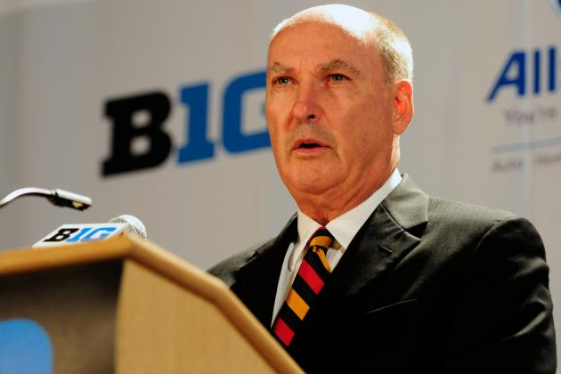 Why Is the Big Ten Going to Subsidize Maryland's Travel?