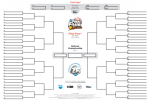 Complete March Madness Bracket, Schedule