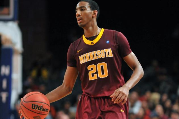 Gophers Have Enough Talent to Make Tournament Run