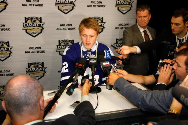 Maple Leafs Prospect Rielly Set to Join AHL's Marlies