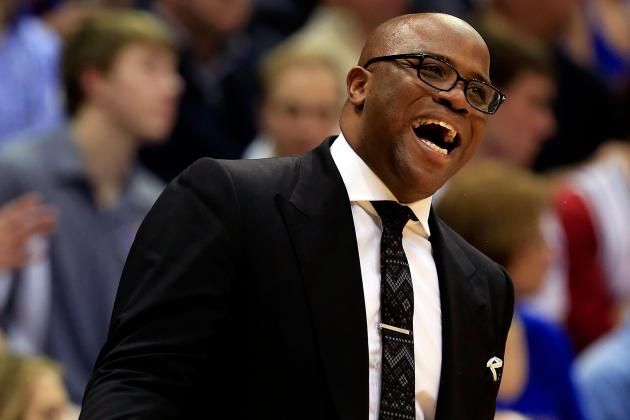Texas Tech Fires Basketball Staff, with Exception of Chris Walker