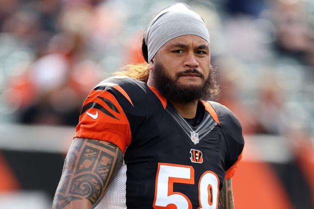 Bengals Bring Back Another of Their Own, Rey Maualuga
