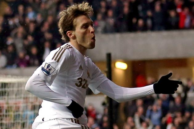 Why Michu Should Be the PFA Player of the Year
