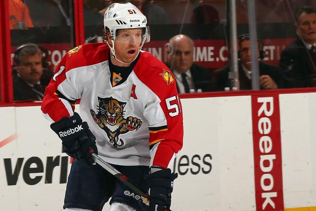Panthers GM Tallon Unconcerned with Campbell's NHL-Worst Minus-20 Rating