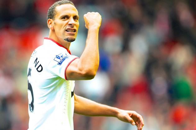 Rio Ferdinand Pulls out of England Squad, International Future Again in Question