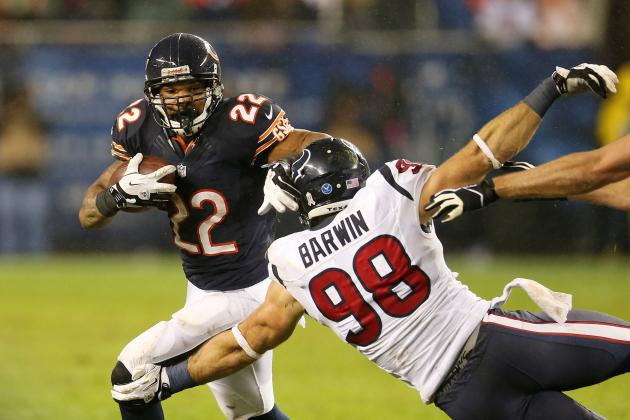 Matt Forte Is Correct in Being Outraged at New Running Back Rule