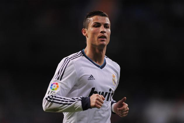 Real Madrid's Cristiano Ronaldo Honoured but Focused After Award