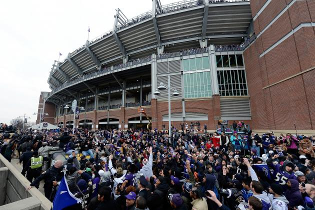 Report: NFL Kickoff Game in Jeopardy in Baltimore
