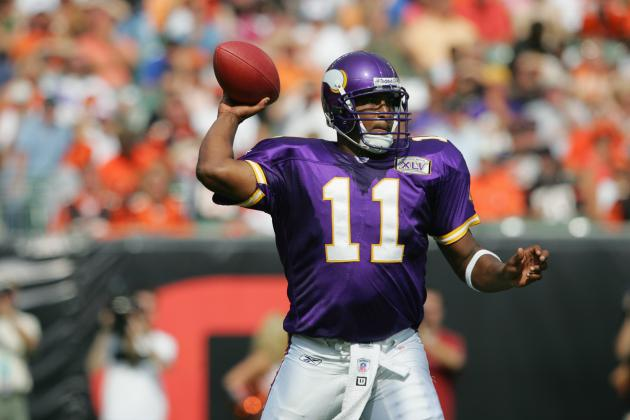 Former Viking Daunte Culpepper Facing Foreclosure