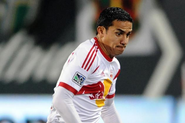Tim Cahill Takes Responsibility for New York Red Bulls' Draw