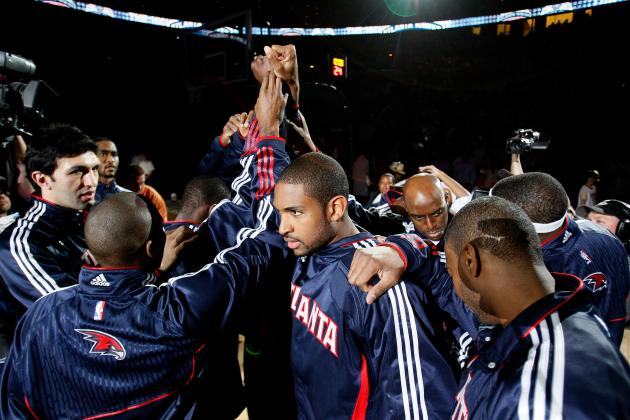 The Atlanta Hawks Have Used the Most Different Starting Lineups in the NBA