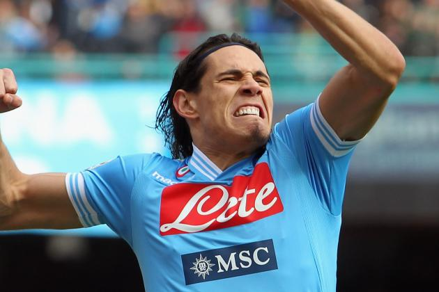 City Can Have Cavani for £60m...but Would They Be 'Nutty' Enough to Pay It?