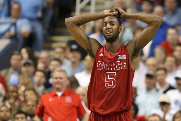 NCAA Tournament 2013 Bracket: Picking Most Dangerous Sleeper from Each Region