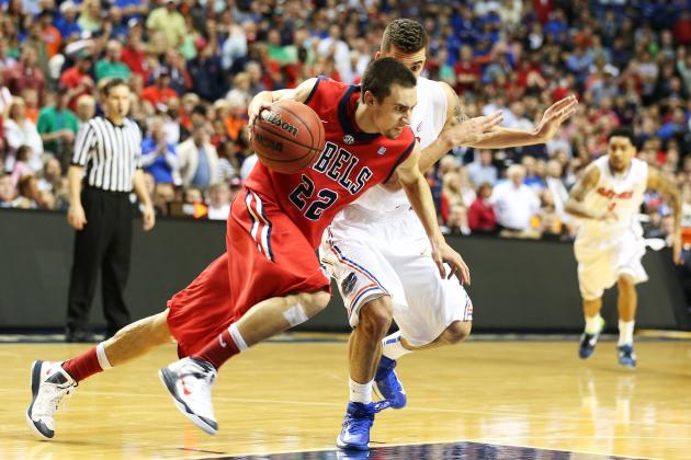 Marshall Henderson's Hot Hand Will Carry Ole Miss Past Wisconsin in Tourney