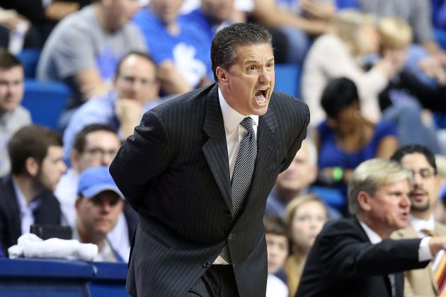 Calipari on the Cat in the NIT