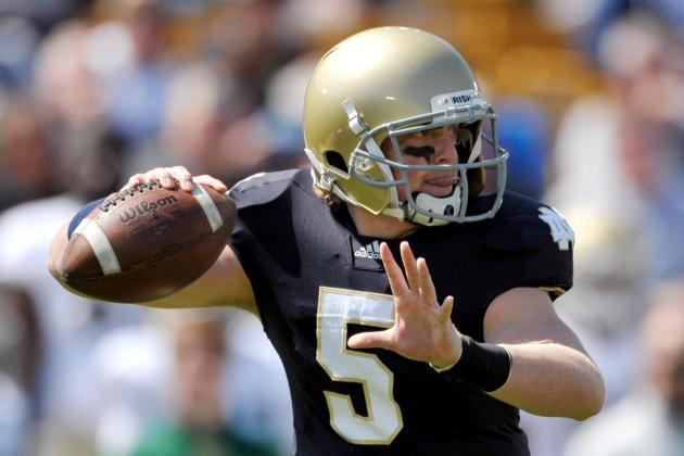 Notre Dame football: Dissecting epidemic of QB transferitis