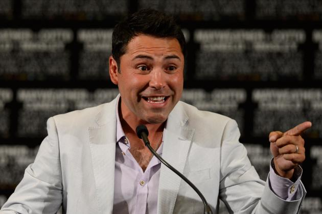 HBO Reportedly Ends Business Association with Golden Boy Promotions