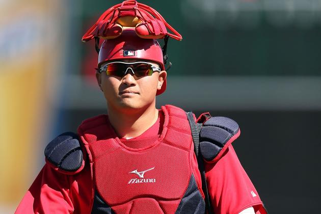 Hank Conger's Throwing Problems May Cost Him Angels' Job