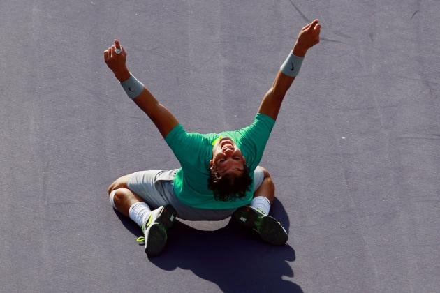 Rafael Nadal, Juan Martin Del Potro: Lessons from the Indian Wells Masters 1000