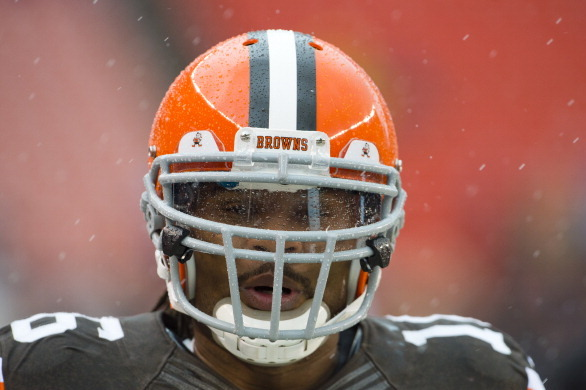 Browns WR Josh Cribbs Visiting Cardinals to Take Physical and Possibly Sign