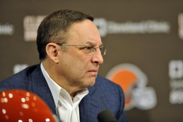 Browns to Have Large Contingent at Owners Meeting This Week