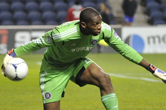 Fire Goalkeeper Sean Johnson Named to U.S. Men's National Team