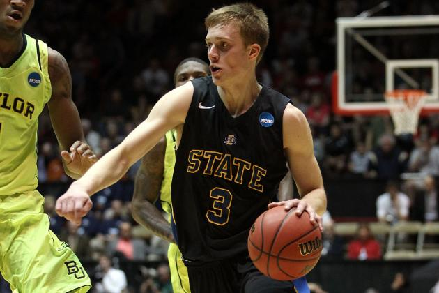Michigan's Top Priority: Stopping South Dakota State's Nate Wolters