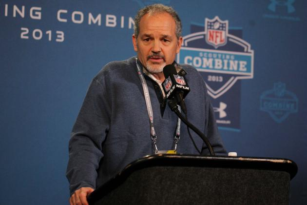 Colts Coach Chuck Pagano Offers Insights on the Free Agent Additions
