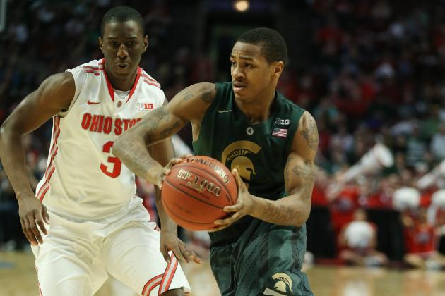 Keith Appling Shrugs Off Critics, Focused on Tournament