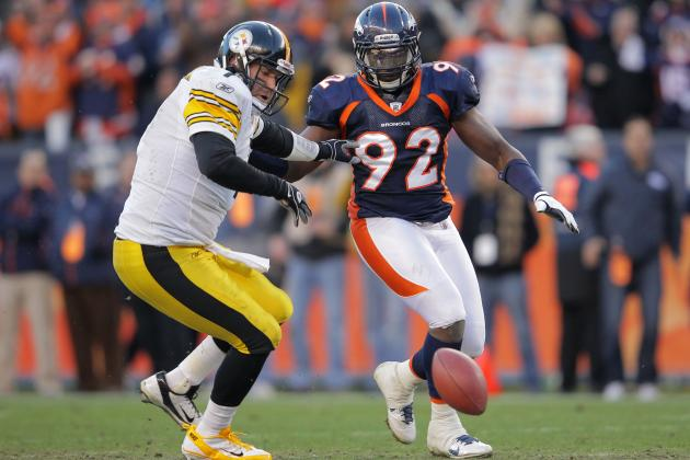 Pittsburgh Steelers Must Sign an Impact Free Agent in 2013