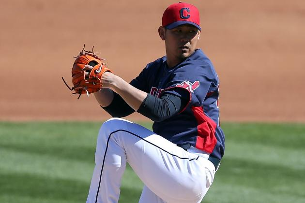 Dice-K Won't Make Indians' Opening Day Roster