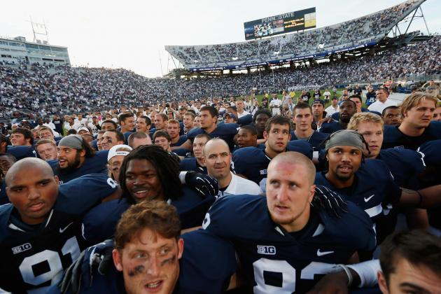 Penn State Football: O'Brien Excited to Watch Linebackers Work This Spring