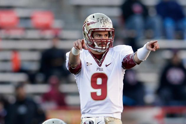 FSU QB Clint Trickett Enters Spring as No. 1