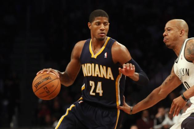 Paul George Took Motivation from Kobe Bryant, Turned into an All-Star