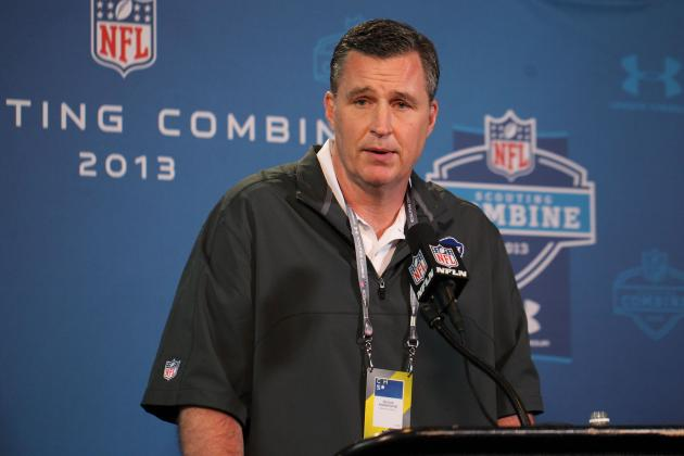 Marrone and Coaches Have Role in Draft Scouting