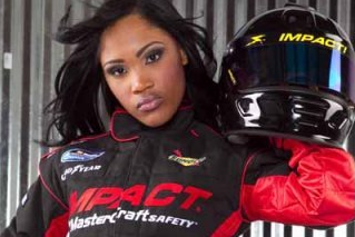 Race Car Driver Tia Norfleet's Background Called into Question