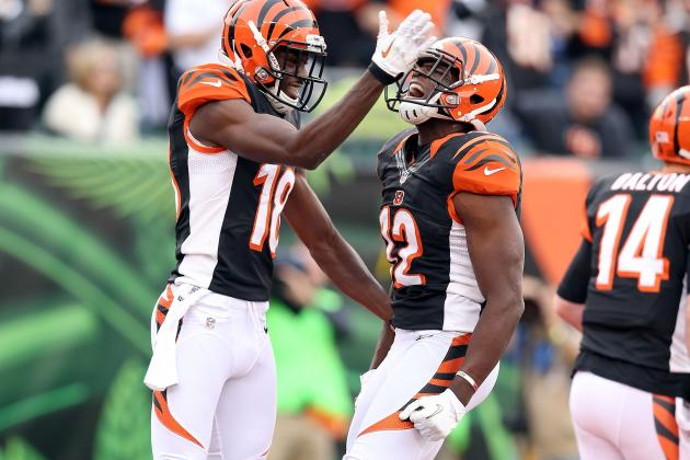 Marvin Lewis Defends His Young Receivers