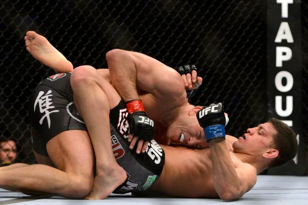 Did Georges St-Pierre Cheat at UFC 158? Nick Diaz and His Trainer Think so
