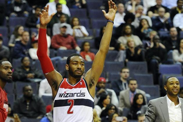 Wall, Aldridge Named NBA Players of the Week