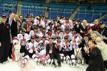 University of New Brunswick: Canadian Interuniversity Sport Hockey Champions