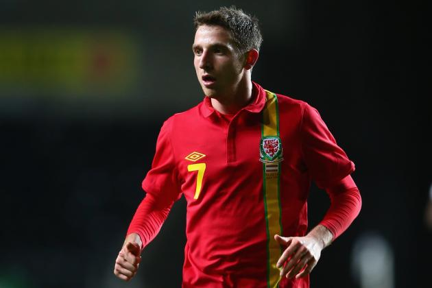 Joe Allen Withdraws from Wales Squad Due to Shoulder Problem
