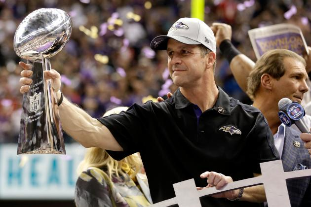 Harbaugh: '12 Ravens Will Be 'together Forever'