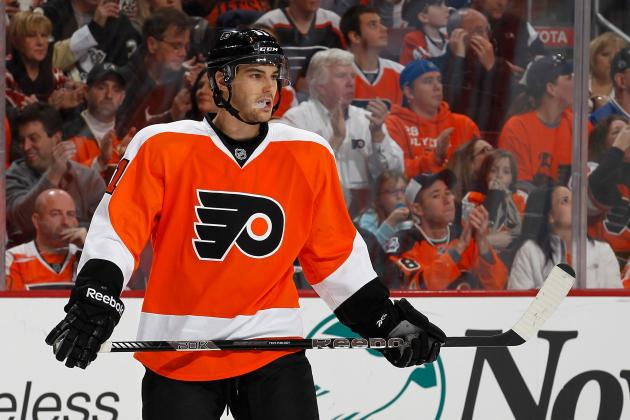 Sizing Up the Flyers' Top Prospects