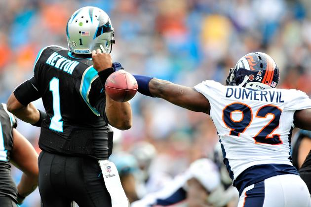 Elvis Dumervil Would Like to Remain with the Broncos