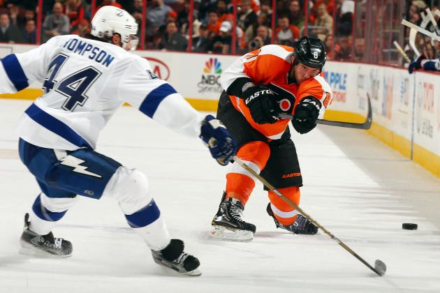 Game 30: Flyers-Lightning GAMEDAY