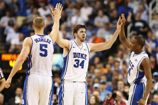 NCAA Tournament 2013 Bracket: Top Seeds That Will Struggle in Round of 64