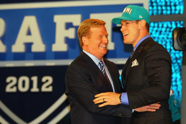 Miami Dolphins 2013 NFL Mock Draft Roundup